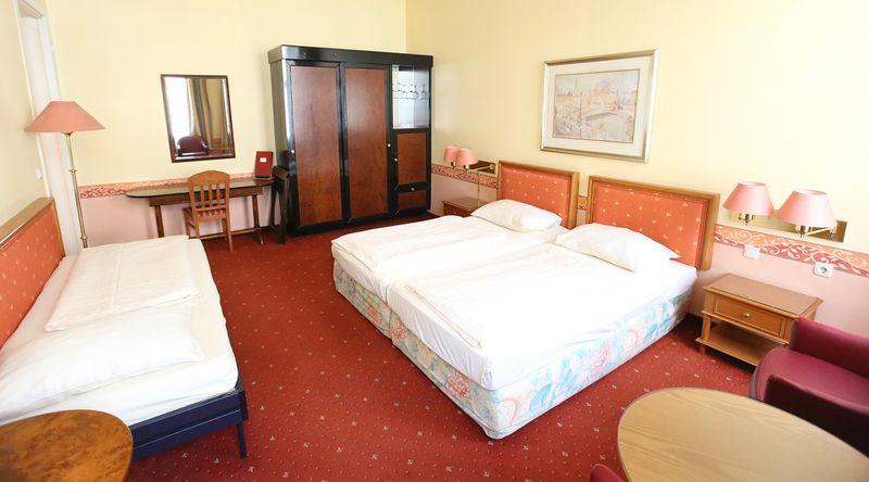 Adler Hotels In Wien Zwei Familiengefuhrte Drei Sterne Hotels In